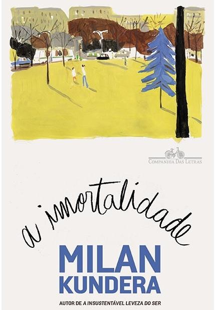 A Imortalidade, Milan Kundera